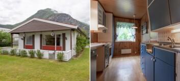 Seld for 1,8 millionar i Øvre Årdal: – Eit oppussingsobjekt
