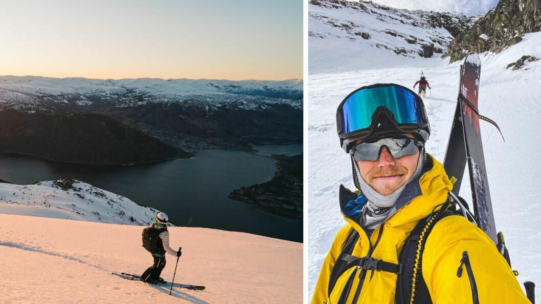 REDNINGA: Topptur vart redninga på ein tøff sesong på SGN Skis