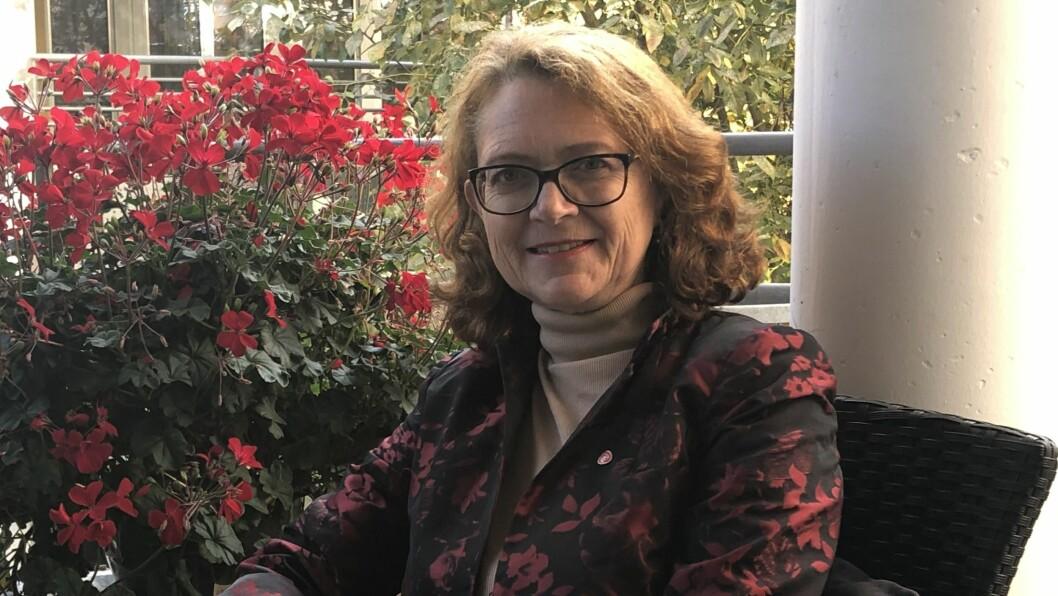 KLART SVAR: Ingrid Heggø (Ap) svarar på Frida Melvær (H) sin kritikk av skattepolitikken til Ap.
