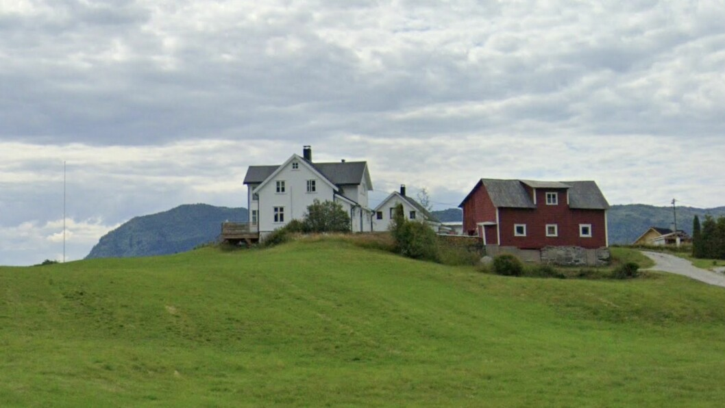 TINGLYSTE: Dette småbruket gjekk for over 5 millionar kroner.