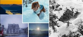 Vinter i Sogn: Sjå lesararane sine vinterbilde her