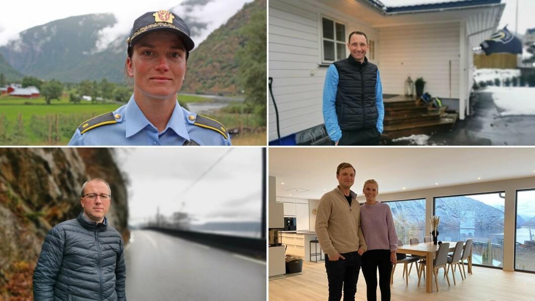 TOPP FIRE: Fire av dei fem mest leste sakane den siste tida.