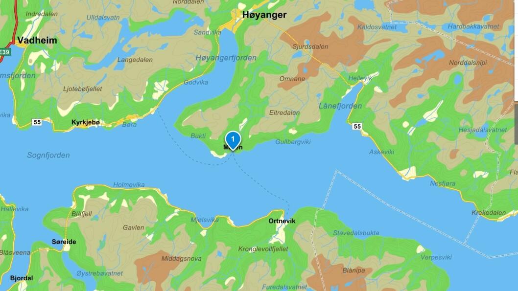 SEIER NEI: Fylkesmannen i Rogaland meiner det ikkje er rom for å gje dispensasjon til flytebryggja og vegen som Måren småbåtlag SA ønskjer å byggje.