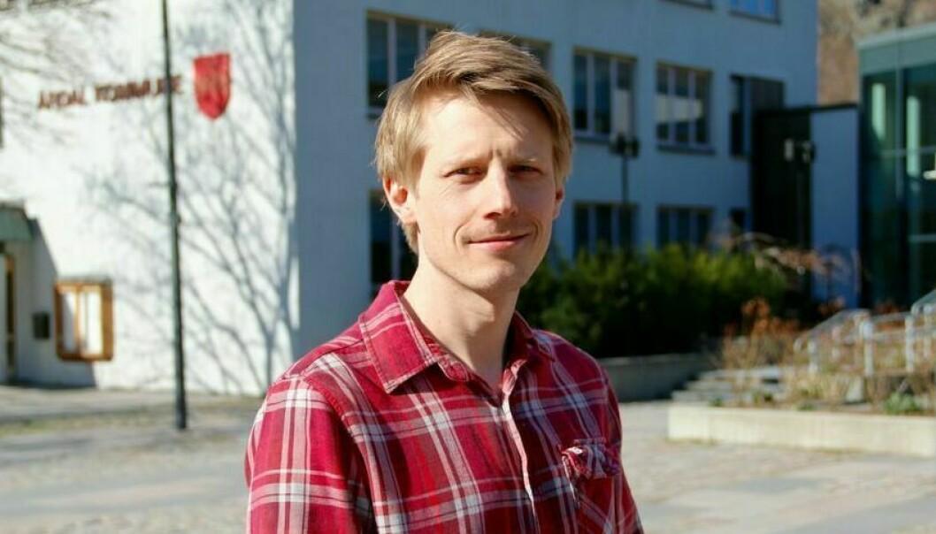 FÅR STØTTE: Stephan Øren og Raudt.