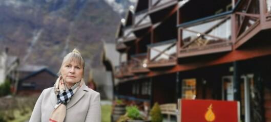 Tunge dagar for hotellnæringa i Flåm: – Akkurat no ser det svart ut