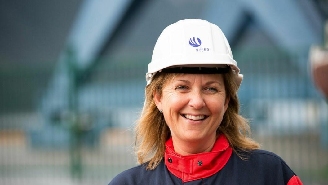 TOPPEN: Wenche Eldegard er ei av kvinnene i toppen.