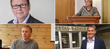 Nesten 700.000 skil inntekta til rådmennene i Sogn