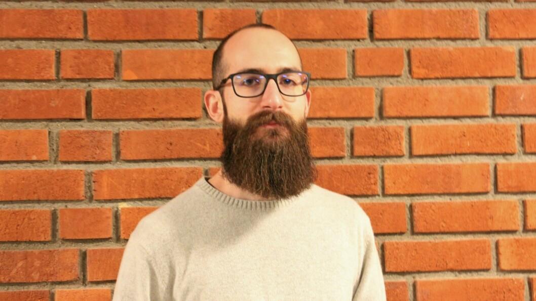 MUSIKAR: Samuele Mascetti var ein av initiativtakarane til ein digital julekonsert for Sogndal musikklag.