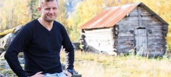 Arve Uglum har fått Kringkastingsprisen