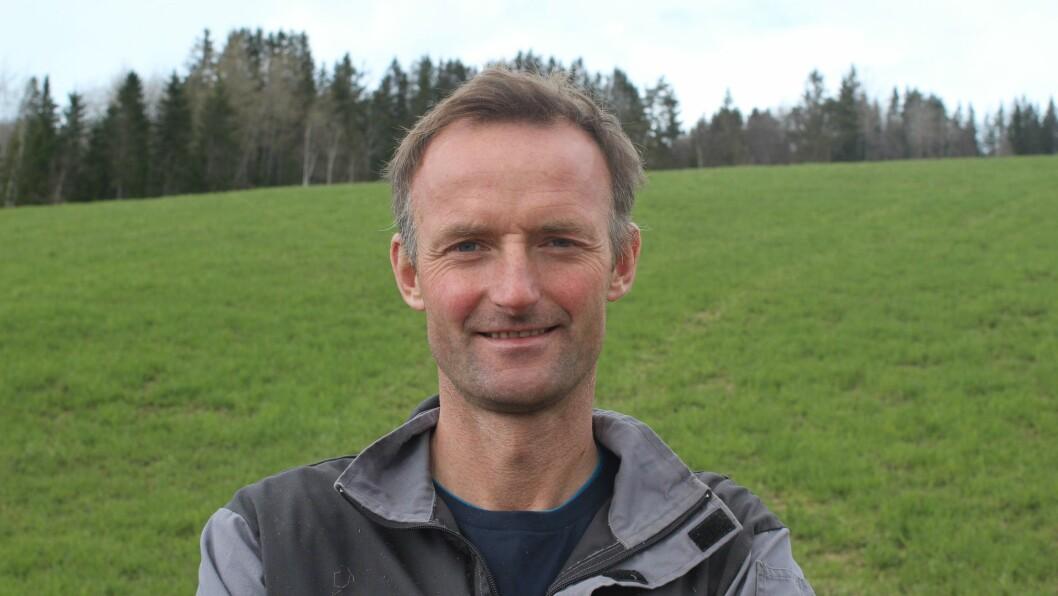 BONDE: Anders Felde.
