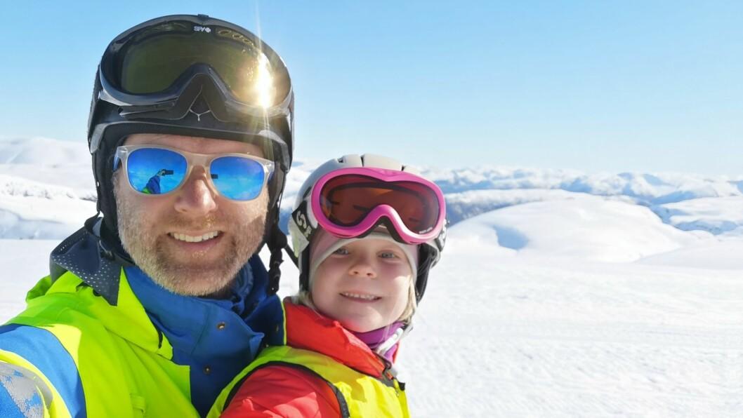 NYTT: Prosjektleiar for barnetrekket på Siplo, Lars Jonas Pedersen, håpar å kunne ferdigstille nytt trekk innan utgangen av neste år. Noko av kostnaden vert dekt inn ved hjelp av midlar frå sal av fyrverkeri.