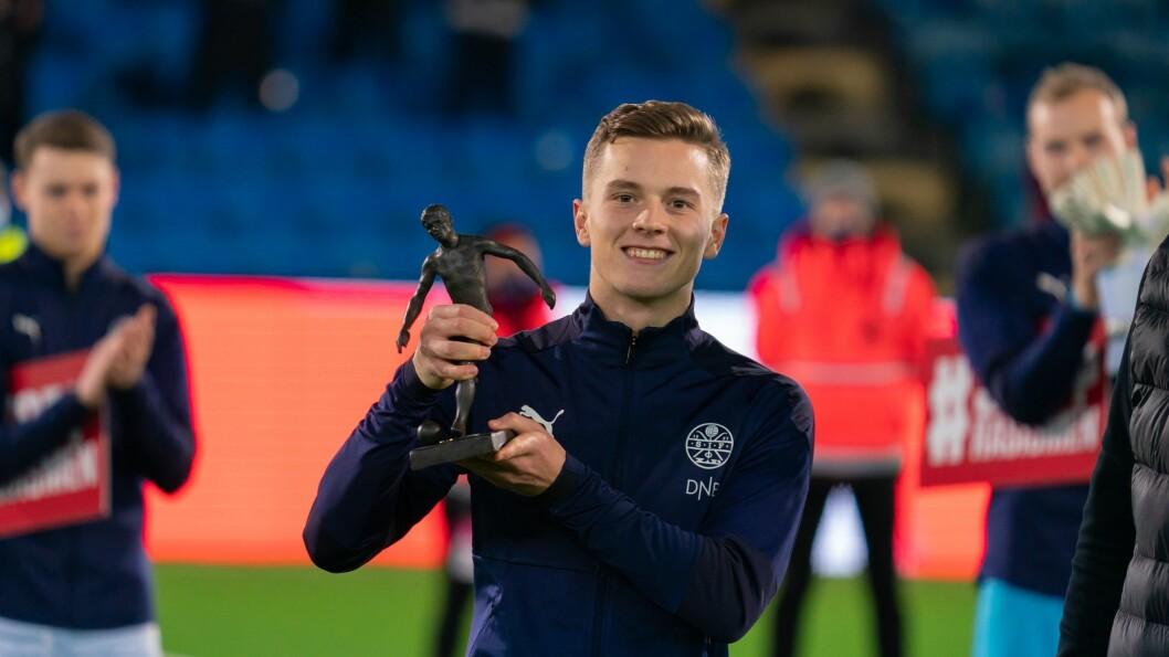Sogndølen har gjort gode prestasjonar i eit vanskeleg år i klubben sin.