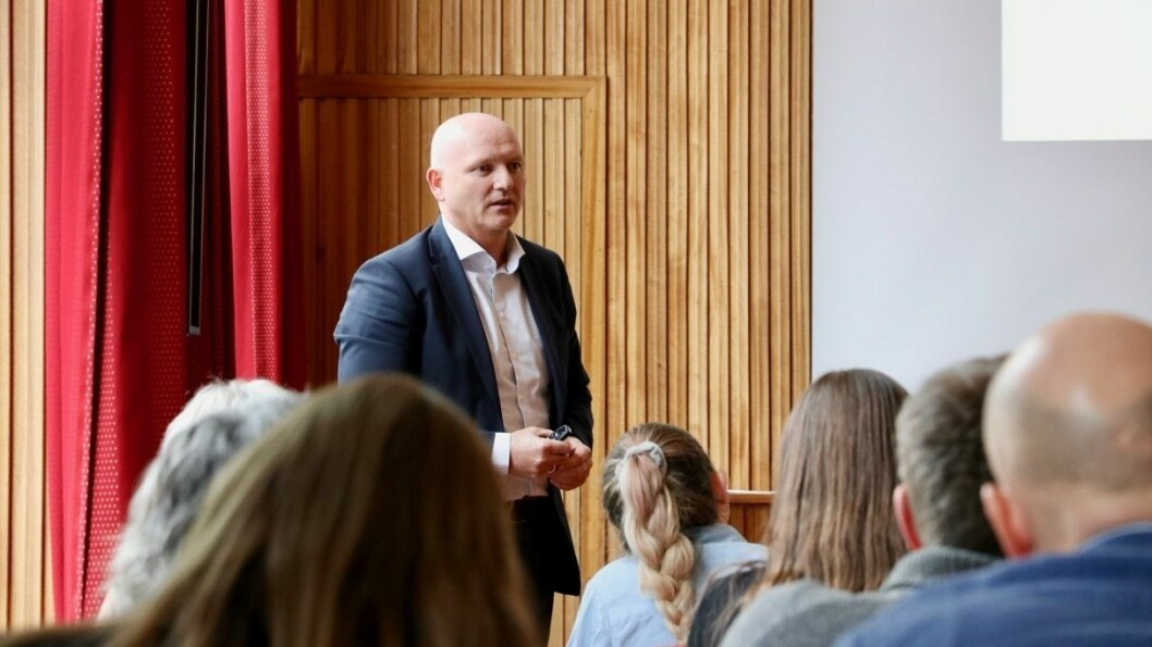 Arve Varden, Administrerande direktør i Helse Førde