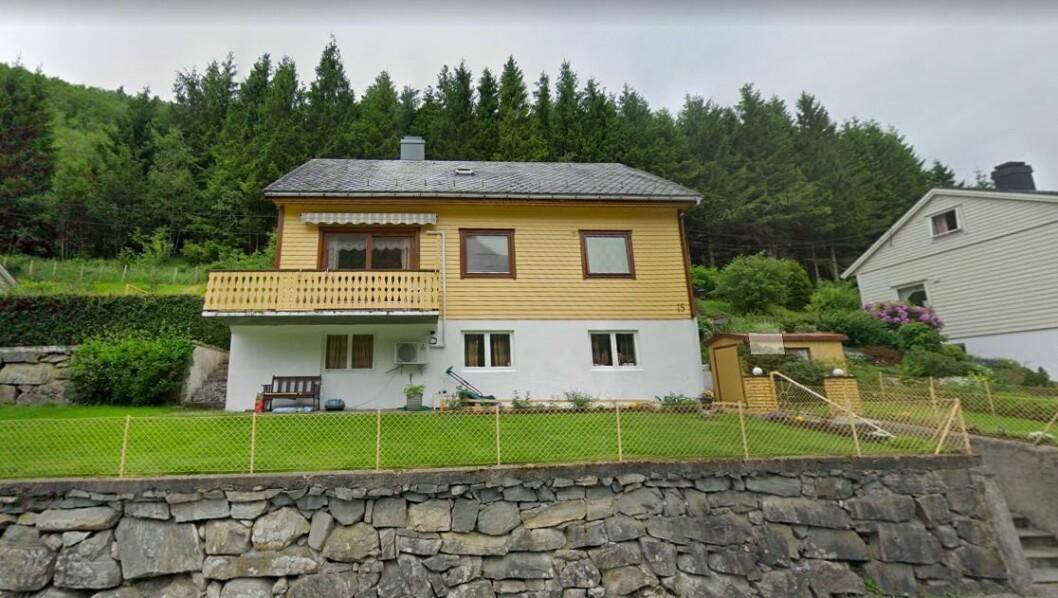 VEDHEIM: To hus har blitt tinglyste i Høyanger kommune.