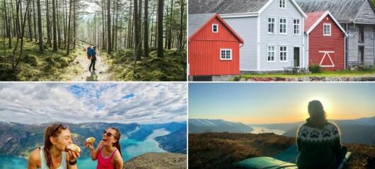 Alle sesongane ved fjord og fjell. Dette er dei beste vekas foto kåringane i 2020.