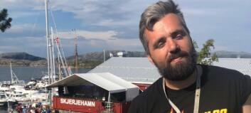 Har levd og anda for festivalen i 12 år – no har han gitt seg som sjef