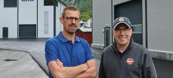 Fem personar har starta nye selskap. Ein av dei er fiskekongen Erik Osland