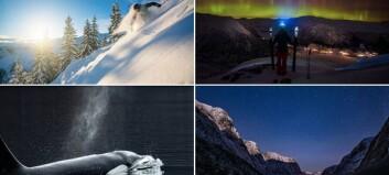 Vinter i Sogn: Sjå lesarane sine blinkskot