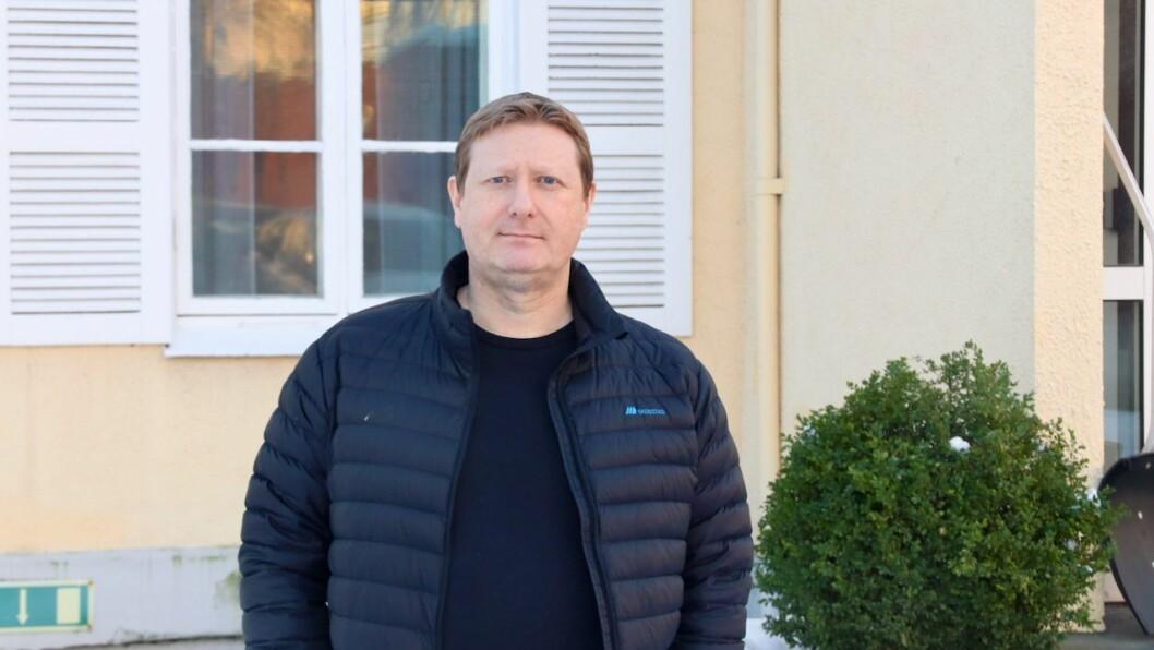 TILSETT: Tommy Ølmheim er tilsett i den treårige stillinga som prosjektleiar og forretningsutviklar hos Høyanger Næringsutvikling AS (HNU).