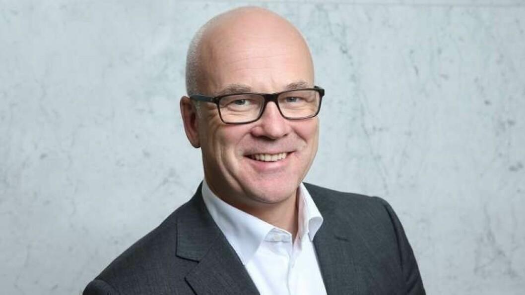 VIL NÅ KRAVET: Kringkastingssjef i NRK, Thor Gjermund Eriksen, er klar på at dei skal«skjerpe seg».