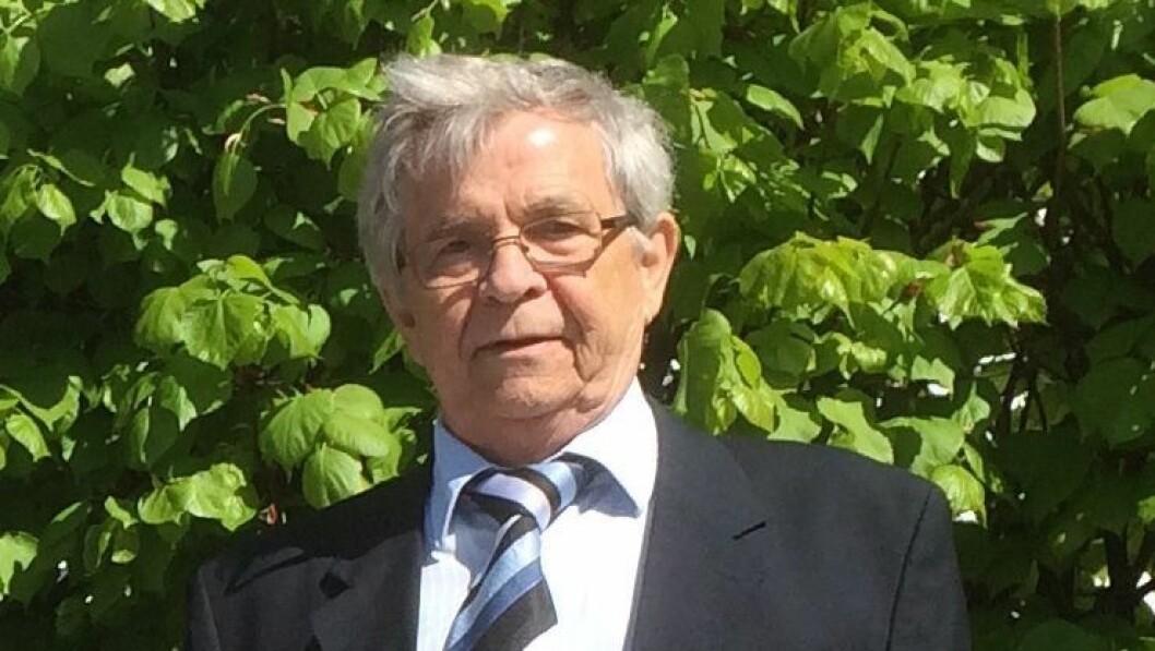 KRISTISK: Gudbrand Ingolfsson er kritisk til at leiinga i Arbeidarpartiet ikkje lenger representerer arbeidarar.