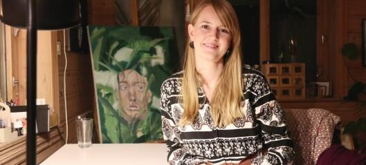 Set fokus på raudlista artar gjennom kunsten: – Ønskjer å ansvarleggjere oss menneske litt