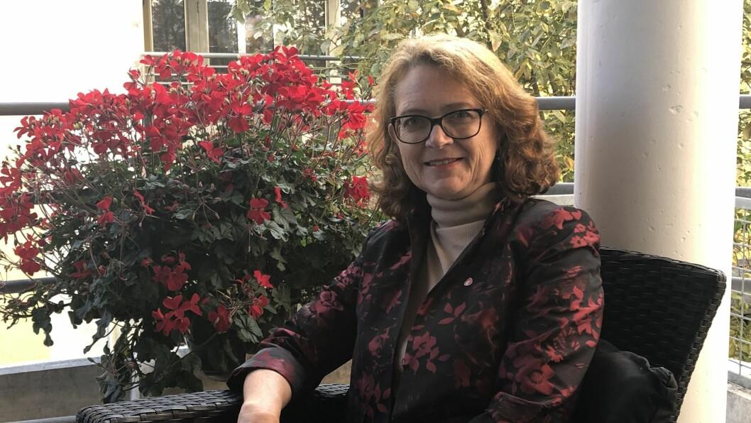 TILSETT: Ingrid Heggø er tilsett som ny næringssjef i Høyanger.