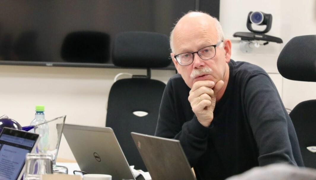 KUTT: Einar Rysjedal og Raudt Høyanger ønska seg ein reduksjon i barnehageprisane. Han fekk ikkje medlhald.