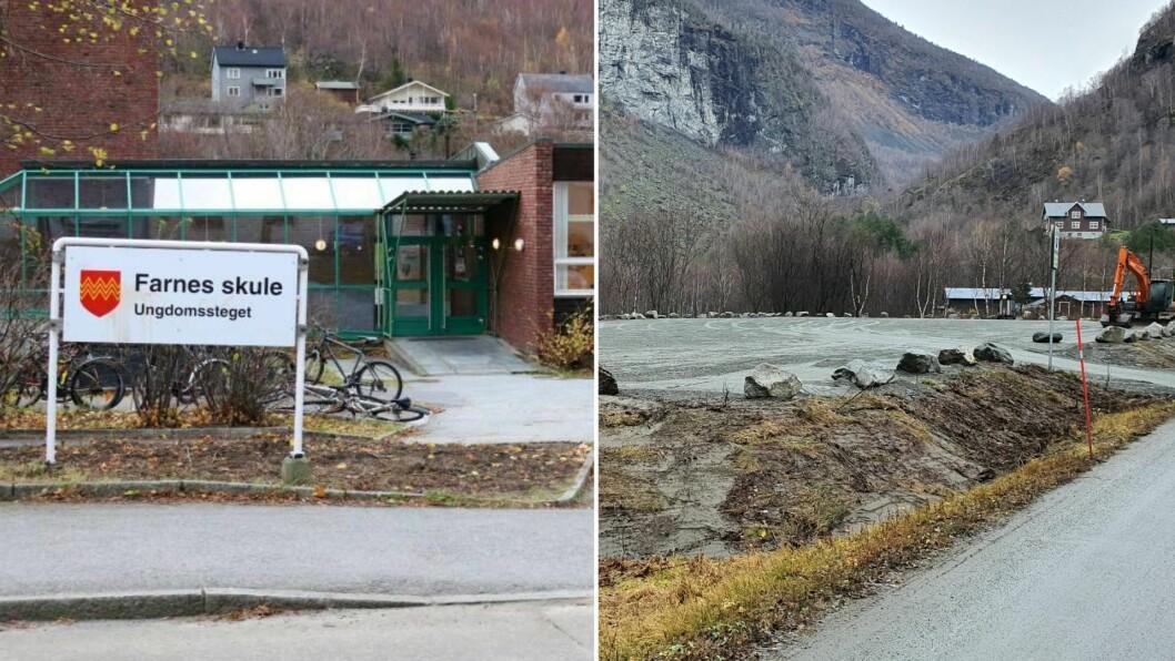 SOLENERGI: – Vi ynskjer å vere ein dei fremste miljøkommunane i landet, seier Stig Stark-Johansen, kommunedirektør i Årdal.