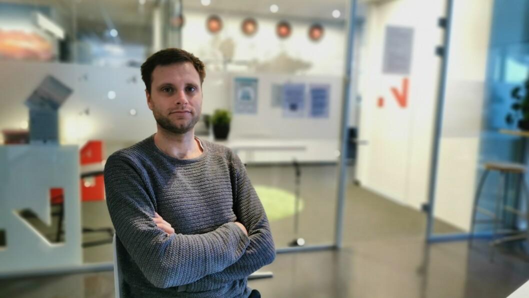 KREVJANDE: Sjef for Fjellsportfestivalen Stian Hofslundsengen har hatt eit planleggings-år prega av utfordringar, og omstillingar.