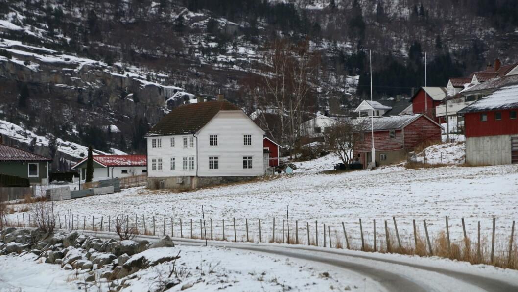 TINGLYST: Barsnes 101 i Sogndal kommune.