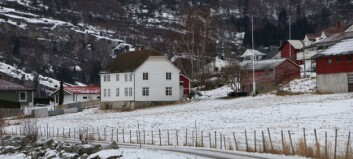 Dette huset rett ved fjorden i Sogndal gjekk for 1 million