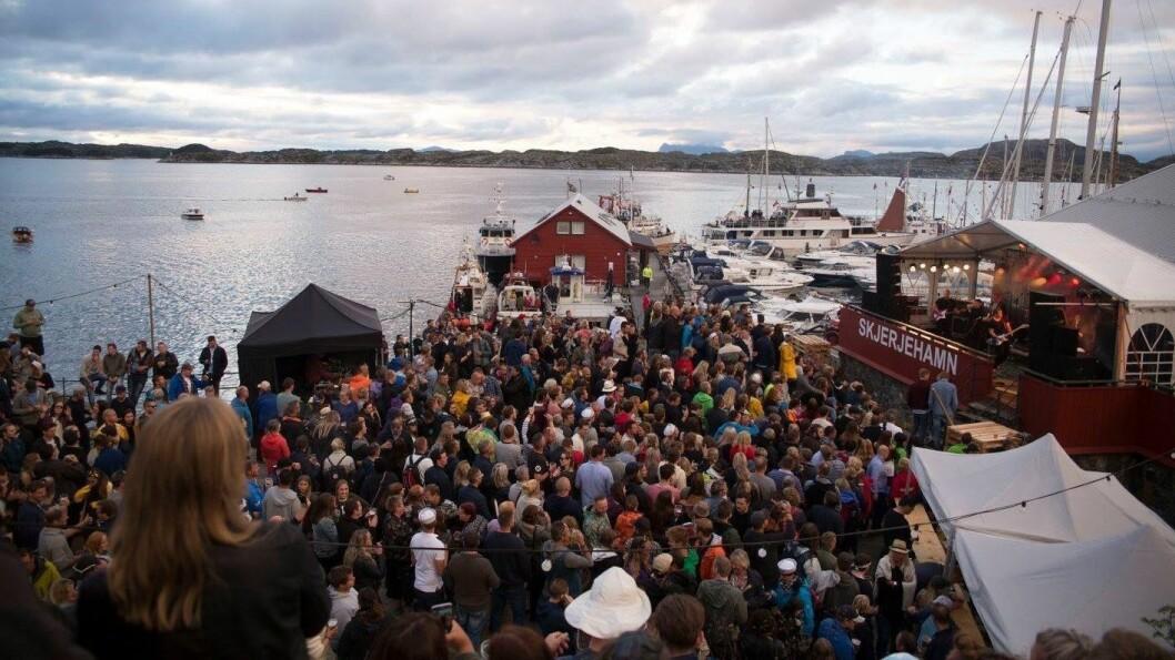 FEST: Utkantfestivalen har hatt besøk av fleire Luttpris-vinnarar gjennom åra.
