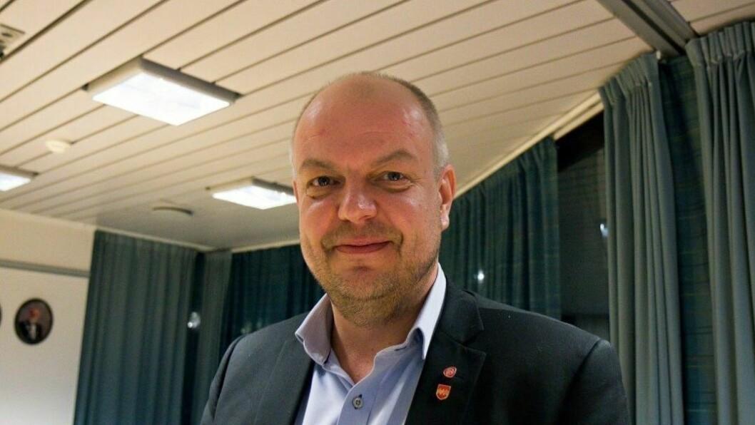 NY: Hilmar Høl kan no dele informasjonen gjennom ny og oppdatert heimeside