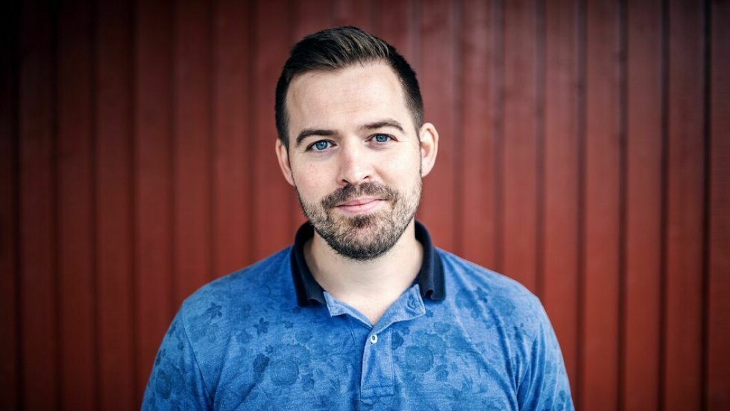 AP: Stortingskandidat for Arbeidarpartiet, Torbjørn Vereide.