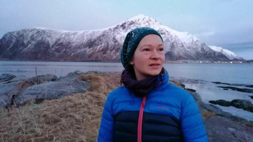 BEHANDLAR: Katrin Moe er sjølv behandlar og har tidlegare nytta alternativ og komplementær behandling for å betre si eiga helse.