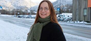 Etter 15 år som sokneprest i Lærdal, er Helene er klar for nye utfordringar