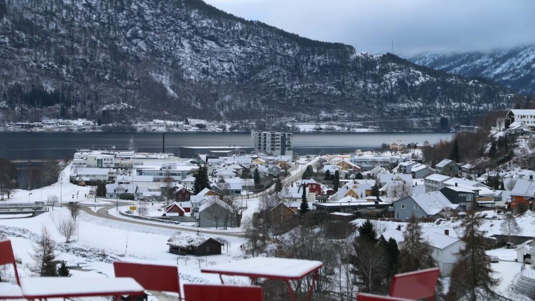 Store deler av Sogndal var utan straum, og framleis er det eit område mellom Sogndal og Leikanger som er straumlause.