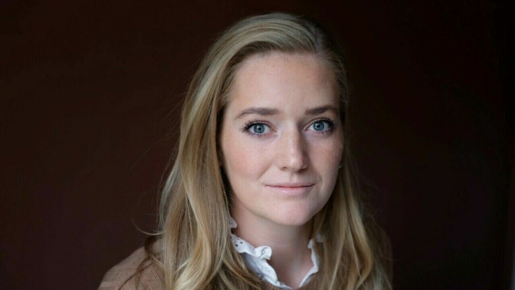 SP: Dersom me skal vente med å gå gjennom beredskapen til en tid der ingenting skjer, vil en kommisjon aldri bli satt ned, seier Emilie Enger Mehl.