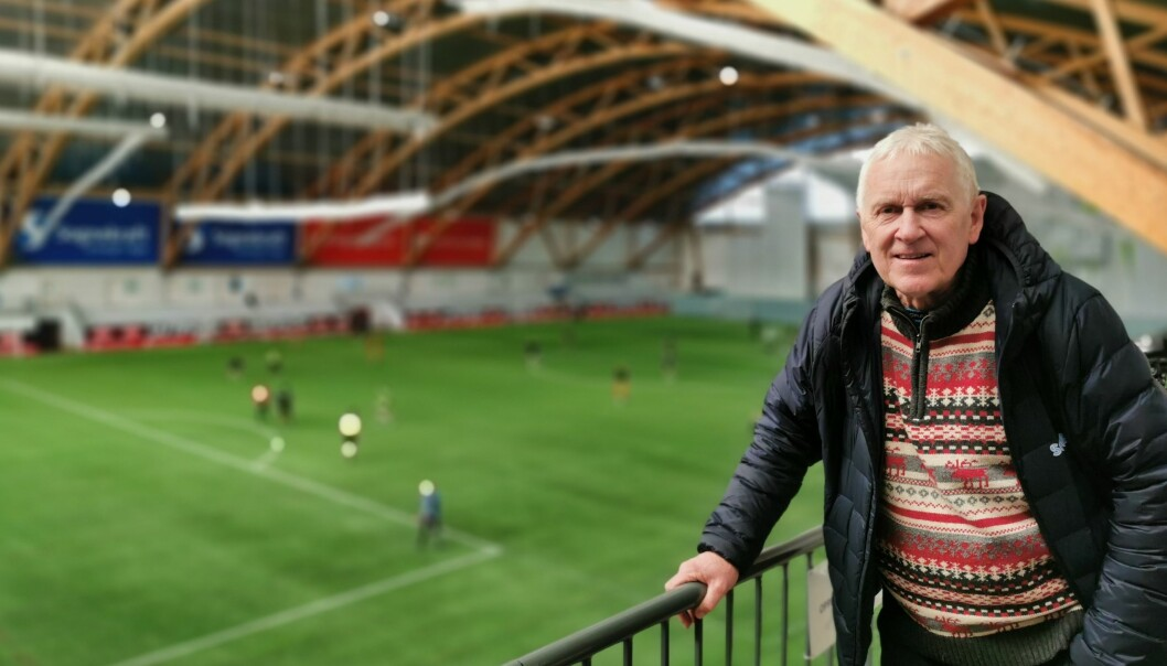 KOMMENTERAR: Fotballekspert Jon Navarsete kommenterar Sogndal Fotball for Porten.