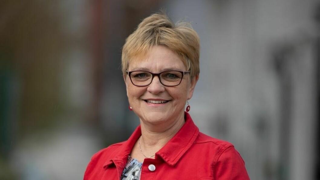 HÅPFULL: Trude Brosvik håpar at det blir enklare å få til noko no som fleire parti har ferjeprisane som toppsak inn mot valet.