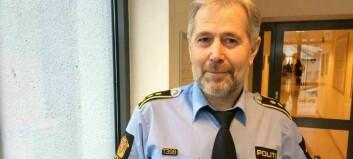 Stor nedgang i kriminalitet i 2020, men politisjefen har ikkje berre gode nyheiter å melde