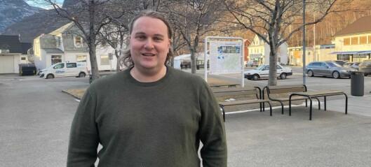 Christian er ny leiar i Årdal arbeidarparti. Dette ønskjer han å oppnå