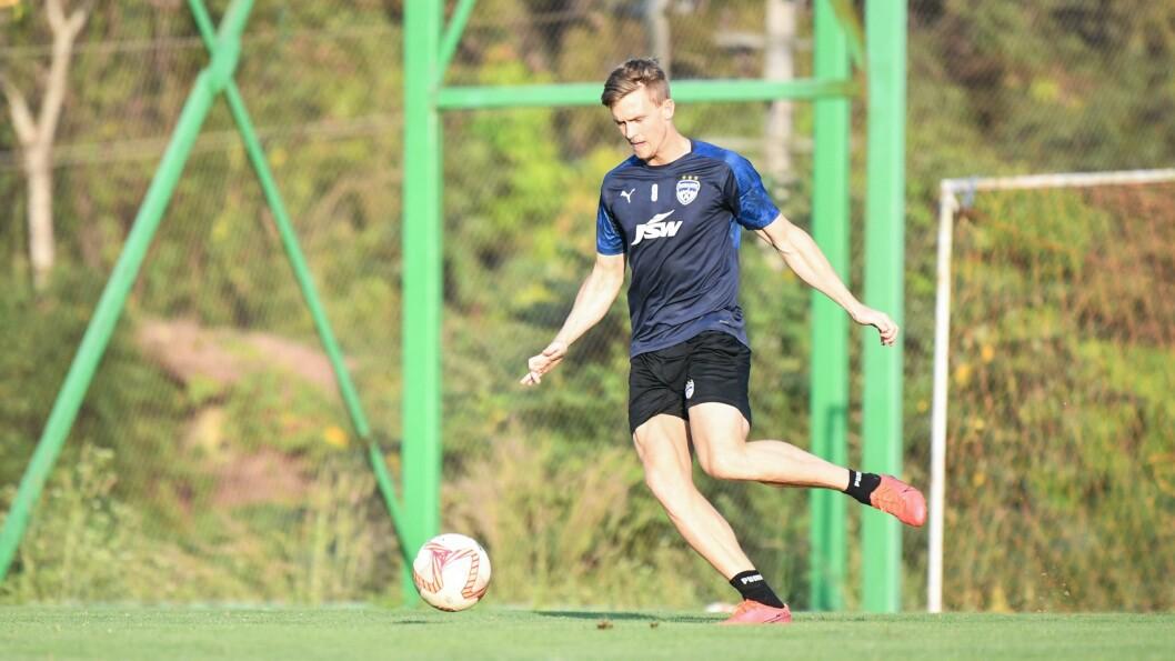 NÆRE: Kristian Fardal Opseth skal vere svært nære ein retur til norsk toppfotball.