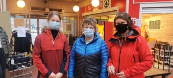 Slik reagerer lustringane på nyhenda om mutantviruset