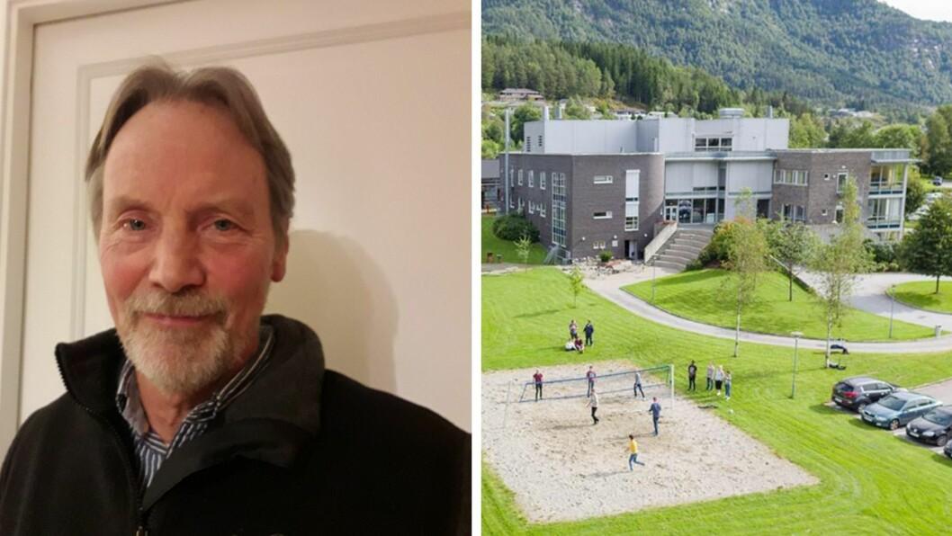 VIKTIG: Prosjektleiar Helge Ulvestad seier denne typen studie er eit viktig rekrutteringsverktøy.