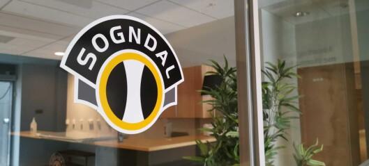 Ny spelar på veg vekk frå Sogndal