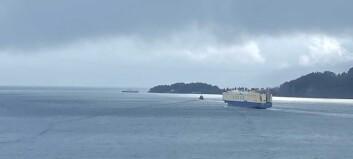 No er fjorden fri for gigantar i opplag: – Håpar det er eit teikn på at me er på veg ut av krisa