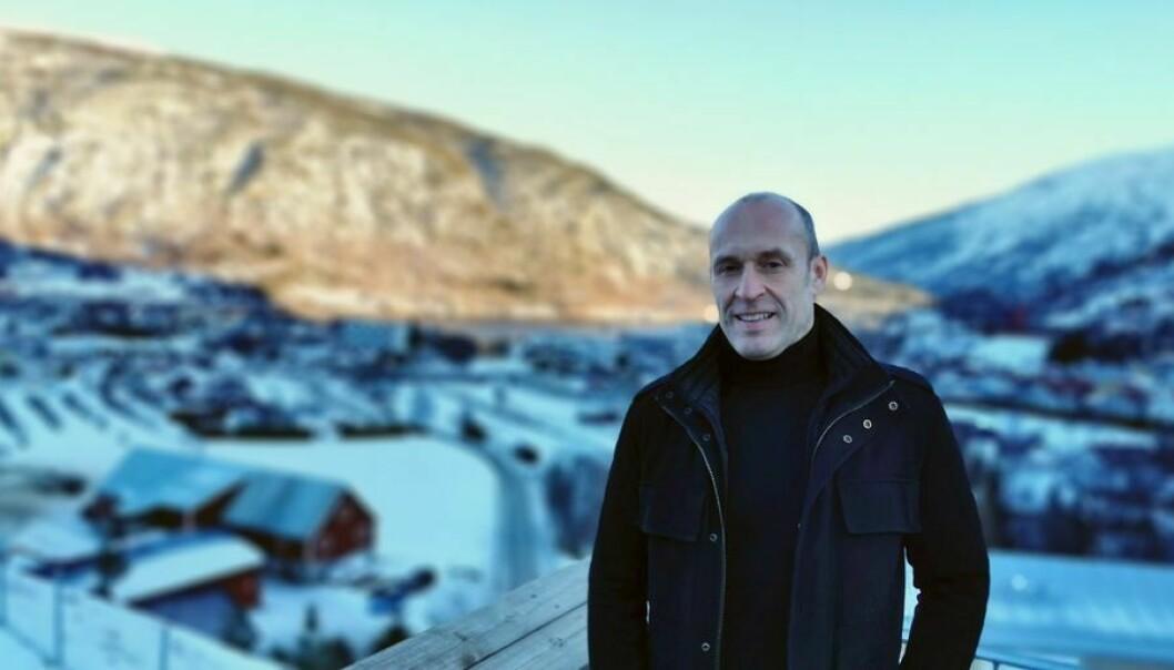 OPTIMIST: Direktør for Visit Sognefjord, Ståle Brandshaug, er optimist med tanke på reiselivet til sommaren.