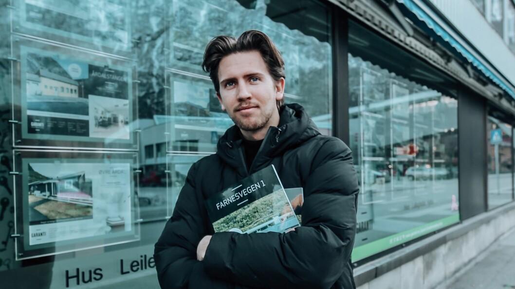 POSITIV: Pilene peikar i riktig retning i marknaden i Årdal